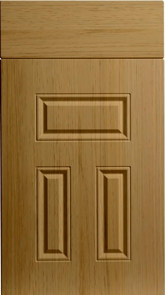 Broadway Lissa Oak Kitchen Doors