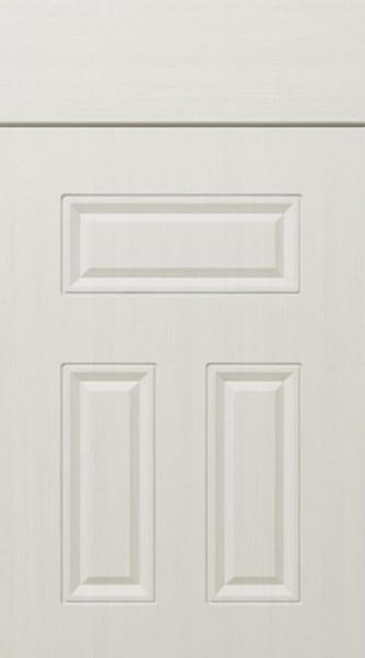 Broadway Opengrain White Kitchen Doors