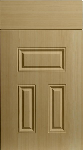 Broadway Swiss Pear Kitchen Doors
