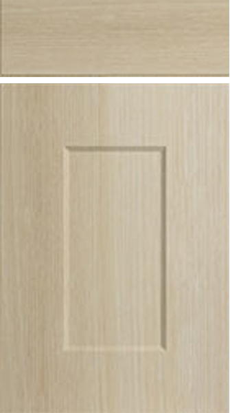 Cambridge Moldau Acacia Kitchen Doors