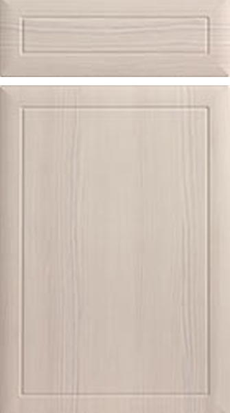 Euroline Avola Cream Kitchen Doors