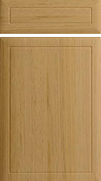 Euroline Lissa Oak Kitchen Doors