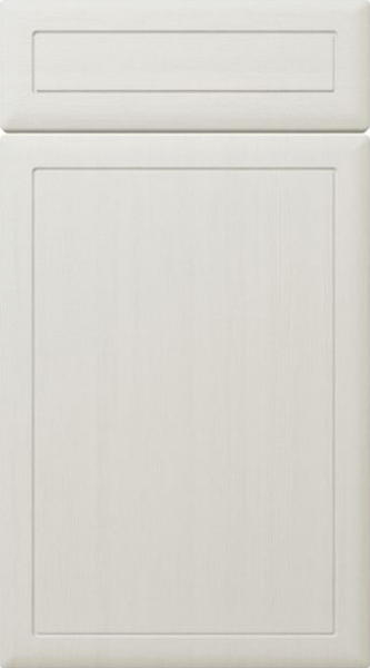 Euroline Opengrain White Kitchen Doors