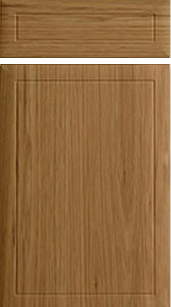 Euroline Pippy Oak Kitchen Doors