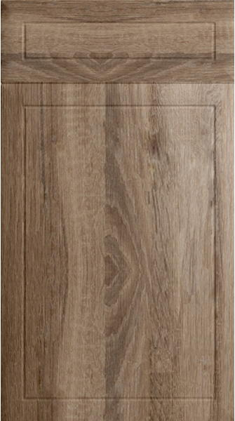 Euroline Sonoma Natural Oak Kitchen Doors