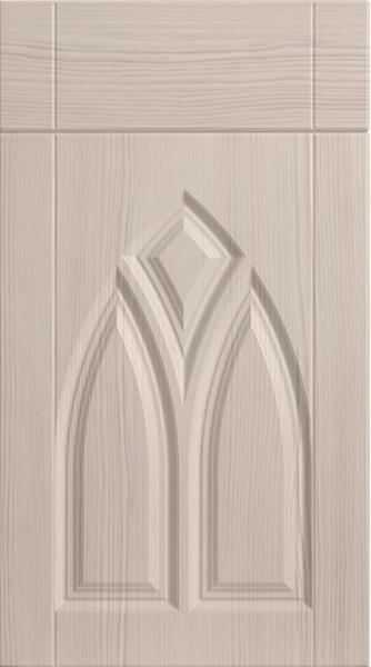Gothic Avola Cream Kitchen Doors