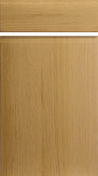 Knebworth Lissa Oak Kitchen Doors