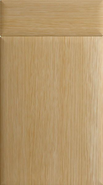Lincoln Natural Oak Kitchen Doors