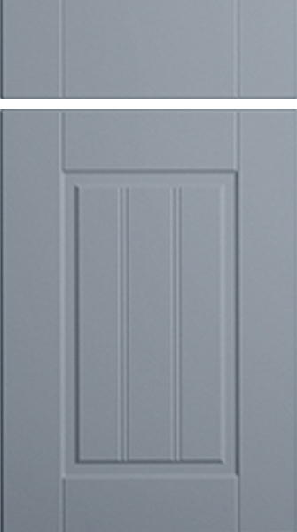 Newport Matt Denim Kitchen Doors