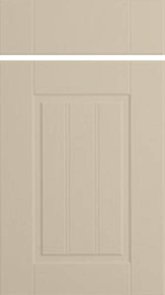 Newport Matt Mussel Kitchen Doors