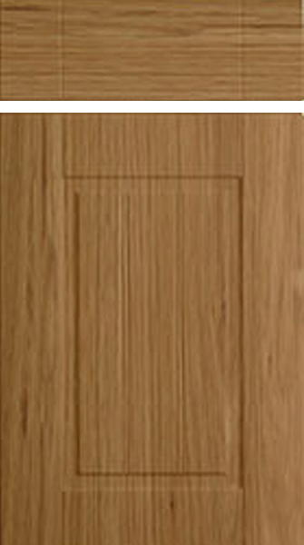 Newport Pippy Oak Kitchen Doors