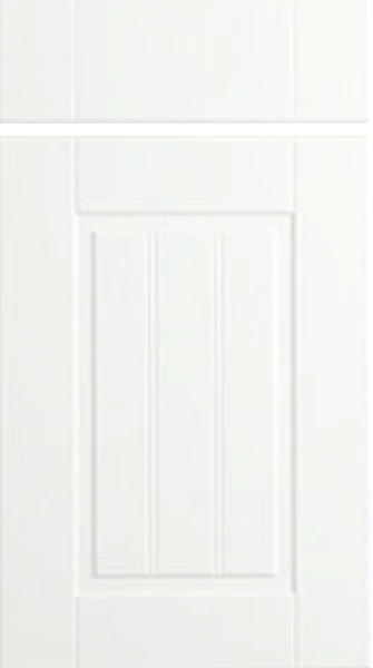 Newport Porcelain White Kitchen Doors