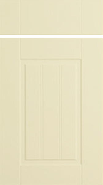 Newport Vanilla Kitchen Doors