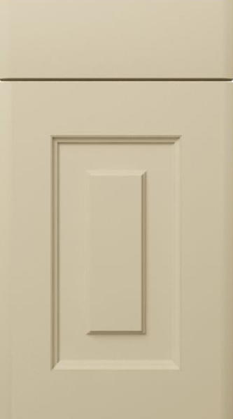 Oxford Matt Cashmere Kitchen Doors
