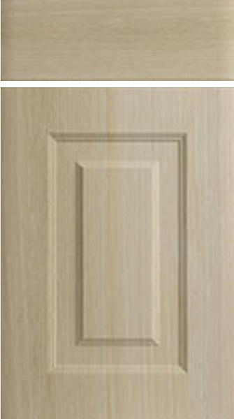 Oxford Moldau Acacia Kitchen Doors