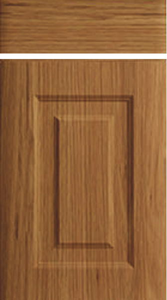 Oxford Pippy Oak Kitchen Doors