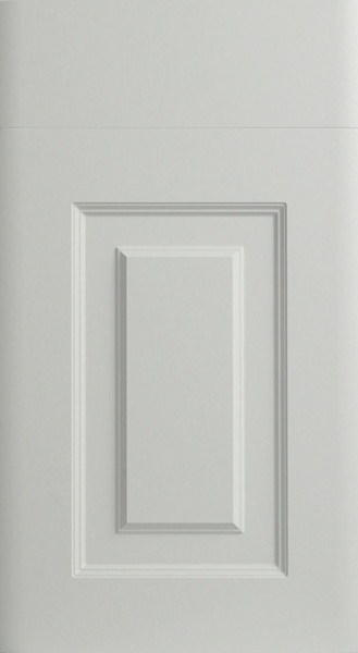Oxford Porcelain White Kitchen Doors
