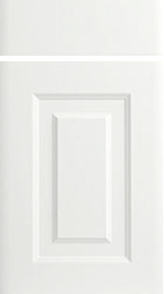 Oxford Super White Ash Kitchen Doors