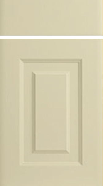 Oxford Vanilla Kitchen Doors