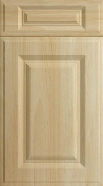 Palermo Canadian Maple Kitchen Doors