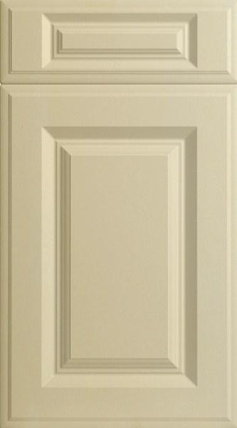 Palermo High Gloss Cream Kitchen Doors