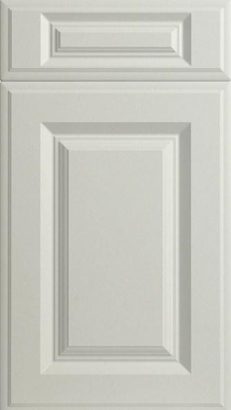 Palermo High Gloss White Kitchen Doors