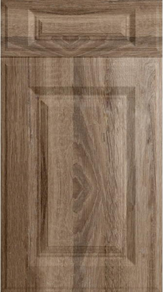 Palermo Sonoma Natural Oak Kitchen Doors