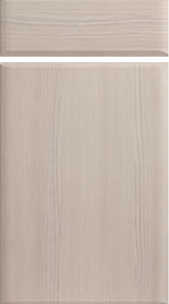 Pisa Avola Cream Kitchen Doors