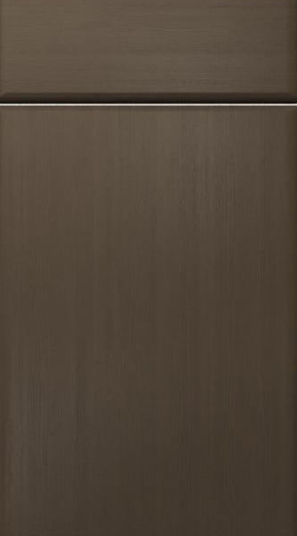 Pisa Opengrain Dark Grey Kitchen Doors