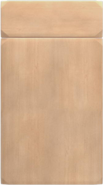 Rimini Canadian Maple Kitchen Doors