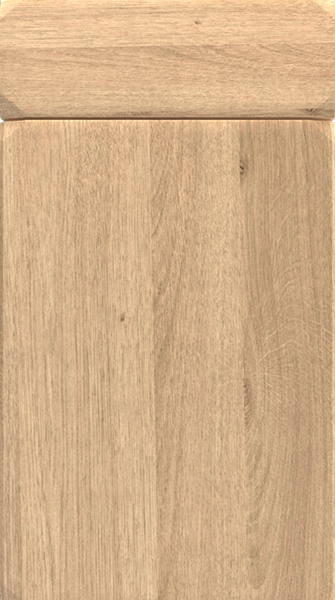 Rimini Sonoma Natural Oak Kitchen Doors