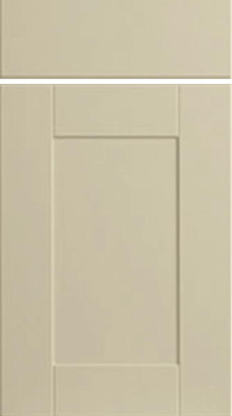 Shaker Ivory Kitchen Doors Made To Measure From 163 3 29