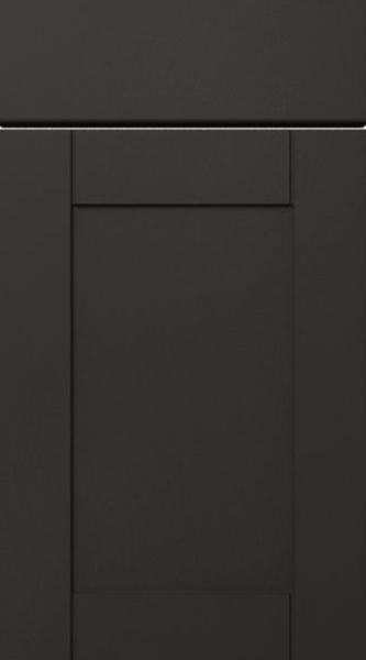 Shaker Matt Graphite Kitchen Doors