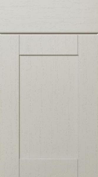 Shaker Oakgrain Grey Kitchen Doors Made To Measure From