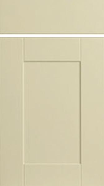 Shaker Vanilla Kitchen Doors Made To Measure From 163 3 29