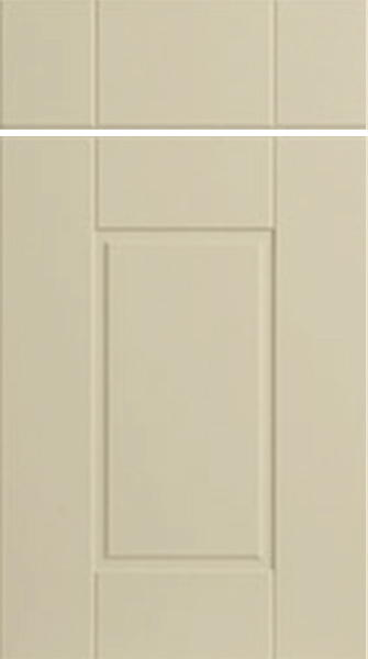 Surrey Ivory Kitchen Doors
