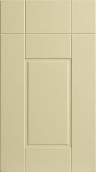 Surrey Oakgrain Cream Kitchen Doors