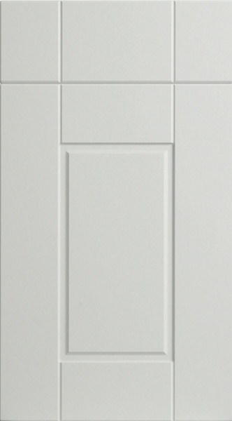 Surrey Porcelain White Kitchen Doors