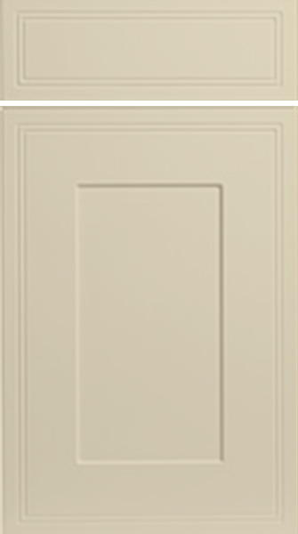 Tullymore Ivory Kitchen Doors