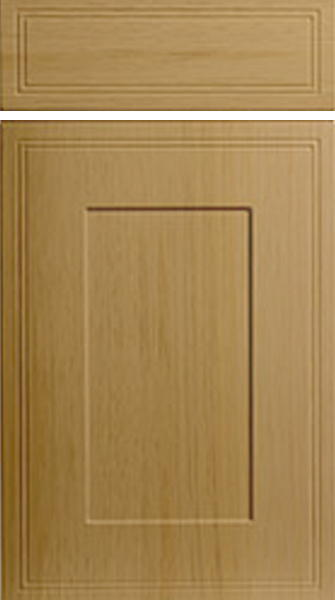 Tullymore Lissa Oak Kitchen Doors