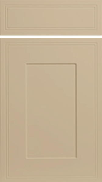 Tullymore Matt Dakkar Kitchen Doors