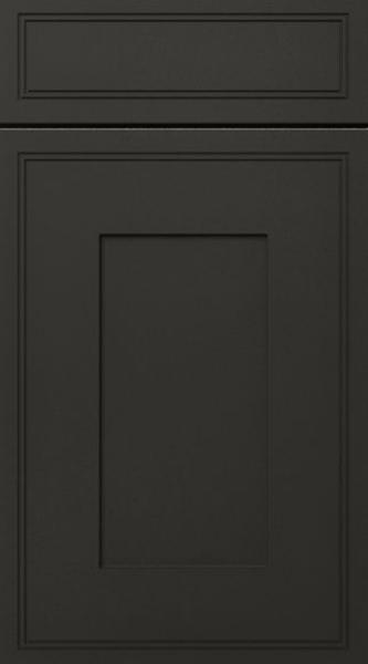 Tullymore Matt Graphite Kitchen Doors
