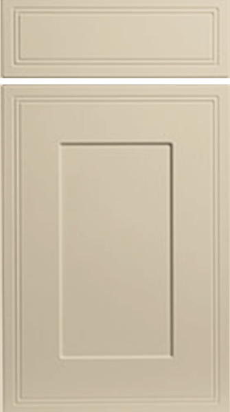 Tullymore Matt Mussel Kitchen Doors