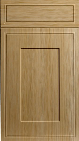 Tullymore Natural Oak Kitchen Doors