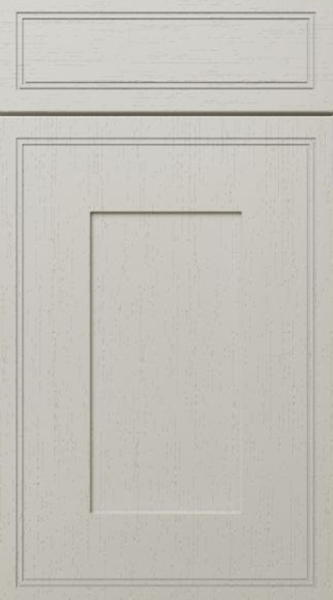 Tullymore Oakgrain Grey Kitchen Doors