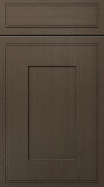 Tullymore Opengrain Dark Grey Kitchen Doors