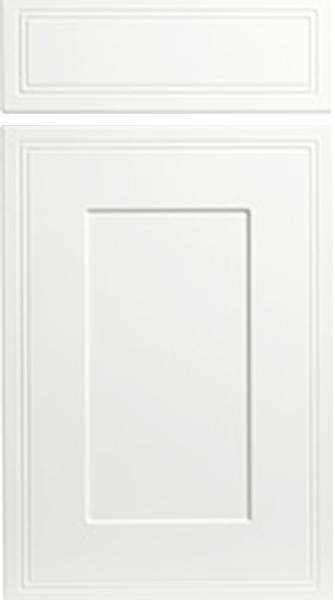 Tullymore Super White Ash Kitchen Doors