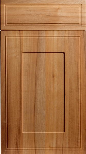 Tullymore tiepolo light walnut kitchen doors from for Kitchen doors and more