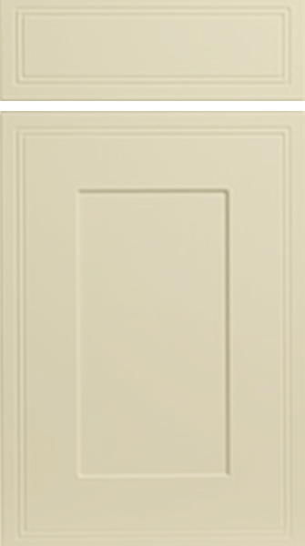 Tullymore Vanilla Kitchen Doors
