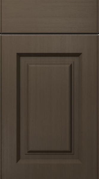 Tuscany Opengrain Dark Grey Kitchen Doors